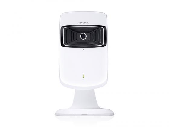 Купить Камера IP TP-LINK NC200 CMOS 1/4 640 x 480 MJPEG RJ-45 LAN Wi-Fi белый IP камеры