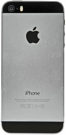 Смартфон Apple iPhone 5S Как новый серый 4 16 Гб LTE Wi-Fi GPS FF352RU/A как новый как и где iphone 5s с поддержкой lte в россии