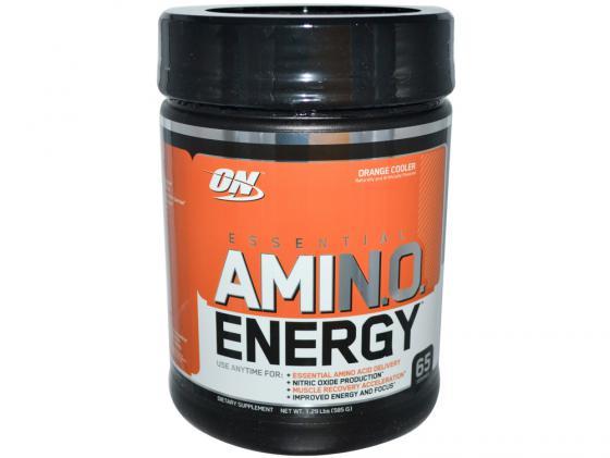Amino energy instructions