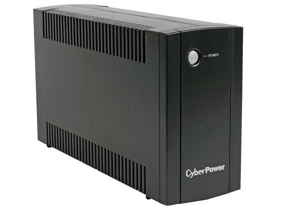 Купить ИБП CyberPower 1050VA/630W UT1050E черный Источники бесперебойного питания (ИБП)