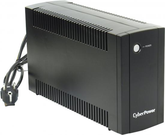 Купить ИБП CyberPower 1050VA/630W UT1050EI черный Источники бесперебойного питания (ИБП)