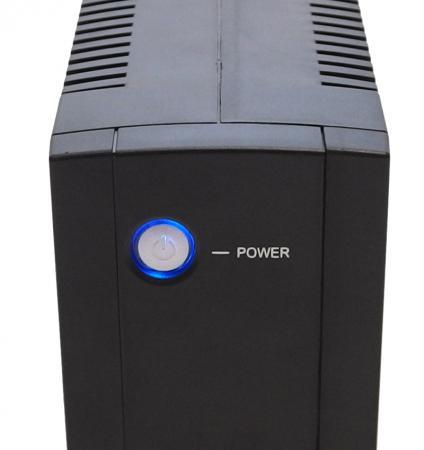 ИБП CyberPower 650VA/360W UT650EI черный