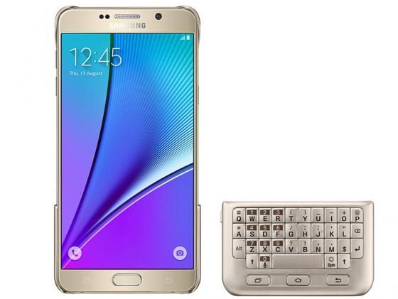 Чехол Samsung EJ-CN920RFEGRU для Samsung Galaxy Note 5 золотистый чехол samsung ej cn920rfegru для samsung galaxy note 5 золотистый
