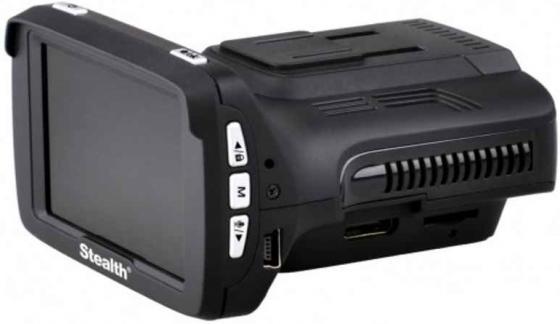 Купить Видеорегистратор Stealth MFU 640 1920x1080 120° GPS microSD microSDHC с радар-детектором Видеорегистраторы