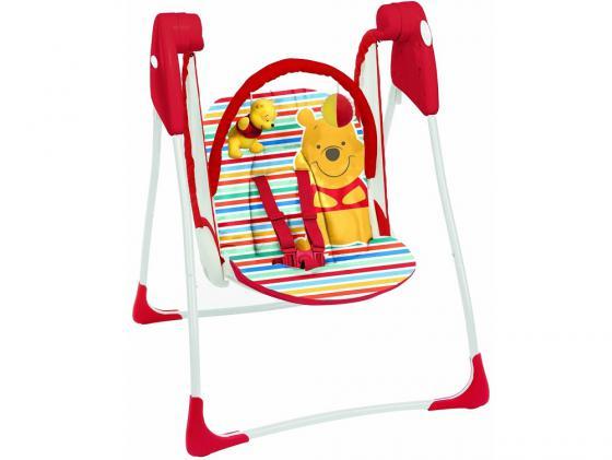 Качели электронные Graco Baby Delight (simply pooh) graco электронные качели graco baby delight disney