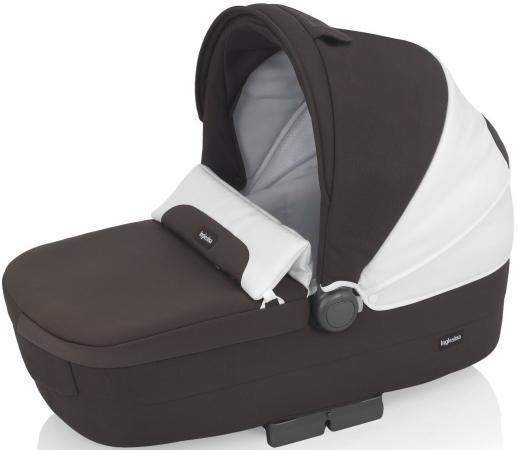 Купить Коляска для новорожденного Inglesina Sofia на шасси Comfort Chrome/Slate (AB15F6MAR+AE10E6100/B) Коляски для новорожденных