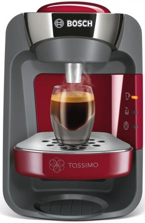 Кофемашина Bosch TAS3203 1300 Вт красный bosch tas 3203