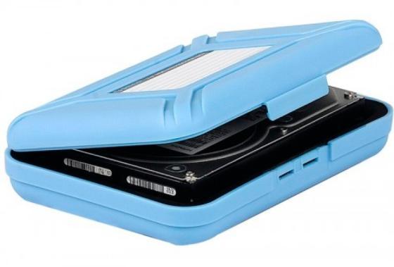 Чехол для HDD 3.5 Orico PHX-35-BL синий корпус для hdd orico 35 bl pp hdd 3 5 hdd phx 35 bl