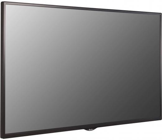 Плазменный телевизор 49 LG 49SE3B-BE черный 1920x1080 Wi-Fi RJ-45 HDMI led панели lg 49se3b b