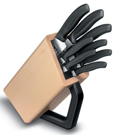 все цены на  Набор ножей Victorinox Swiss Classic 8 предметов 6.7173.8  онлайн