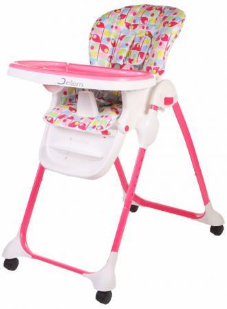 Купить Стульчик для кормления Jetem Bon Appetit (розовый/RCZQ) Стульчики для кормления