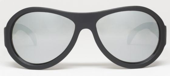 Купить Солнцезащитные очки Babiators Aces Aviators Спецназ (Black Ops) Чёрный, зеркальные линзы (7-14) Арт ACE-001 Солнцезащитные очки