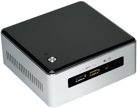 Купить Платформа Intel BLKNUC5I3MYHE Intel Core i3-5010U Intel HD Graphics 5500 Без ОС серебристый 938715 Неттопы
