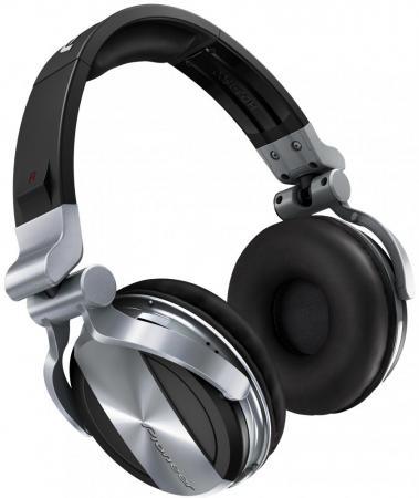 Купить Наушники Pioneer HDJ-1500-S серебристый