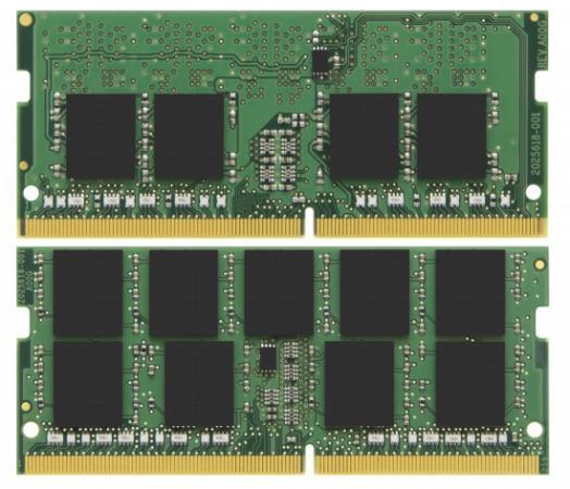 Оперативная память для ноутбуков SO-DDR4 16Gb PC17000 2133MHz Kingston KVR21S15D8/16 оперативная память для ноутбуков so ddr4 8gb pc17000 2133mhz kingston kcp421ns8 8