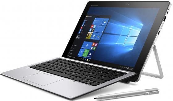 Планшет HP Elite x2 1012 12 128Gb серебристый Wi-Fi Bluetooth L5H18EA L5H18EA планшет hp x2 210 10 1 32gb серебристый wi fi bluetooth l5g89ea