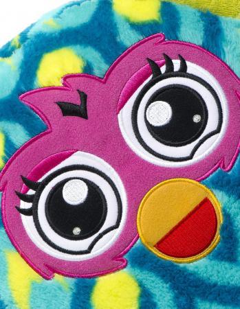 Плюшевая подушка Furby, 30 см Т57471 игрушка плюшевая famosa furby 20 см в ассортименте