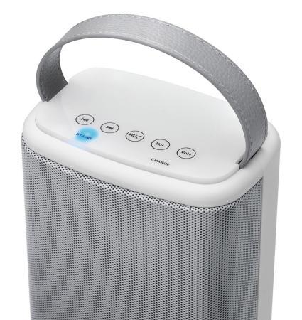 Bluetooth-аудиосистема AEG BSS 4833 бело-серый
