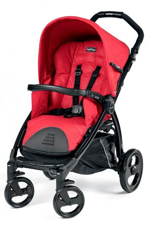 Коляска прогулочная Peg-Perego Book Completo (mod red) коляска для двойни peg perego book for two classico mod red