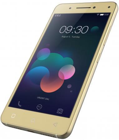 Смартфон Lenovo Vibe S1 золотистый 5 32 Гб LTE Wi-Fi GPS PA200076RU смартфон lenovo vibe s1 lte white