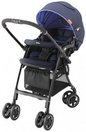 Прогулочная коляска Aprica Luxuna CTS (синий)