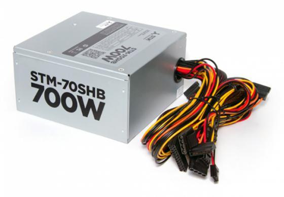 Блок питания ATX 700 Вт STM 70SHB stm stm mlu 70