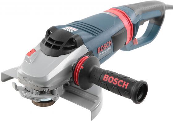 Углошлифовальная машина Bosch GWS 26-230 LVI 2600 Вт 0601895F04 углошлифмашина bosch gws 22 230 lvi 0 601 891 d00