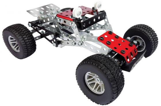 Металлический конструктор Meccano Приключения в пустыне 260 элементов (20 моделей)  игрушка meccano набор приключения в пустыне 20 моделей meccano