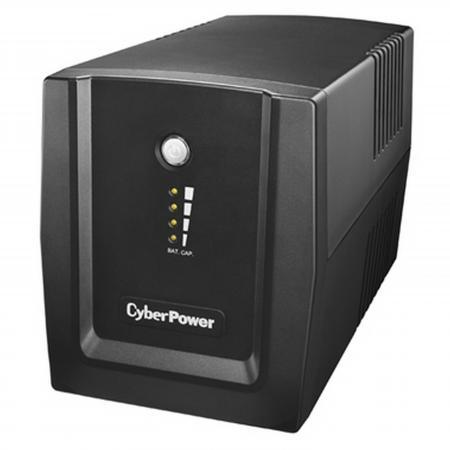 Купить ИБП CyberPower 1500VA UT1500EI черный Источники бесперебойного питания (ИБП)