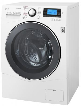 Стиральная машина LG FH495BDS2 белый