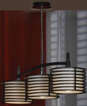Купить Подвесная люстра Lussole Busachi LSF-8203-03 Люстры подвесные