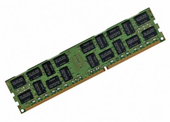Оперативная память 16Gb PC3-12800 1600MHz DDR3 RDIMM ECC Reg Samsung Original M393B2G70EB0-YK0Q
