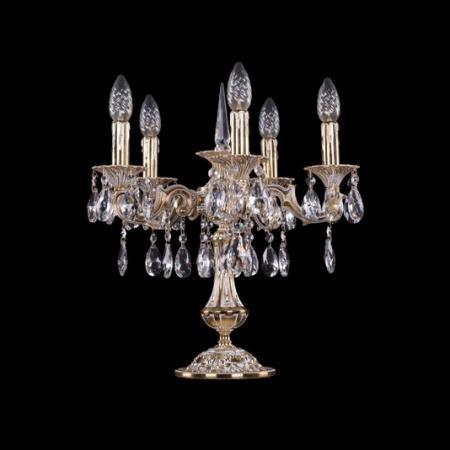 Купить Настольная лампа Bohemia Ivele 7001/5/125-51/A/GW Декоративные
