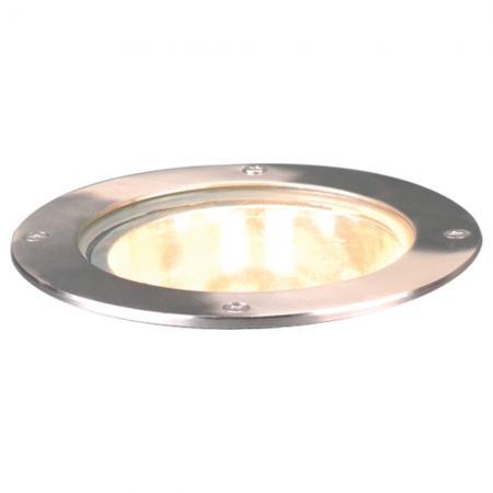 Купить Ландшафтный светильник Arte Lamp Install A6013IN-1SS Ландшафтные