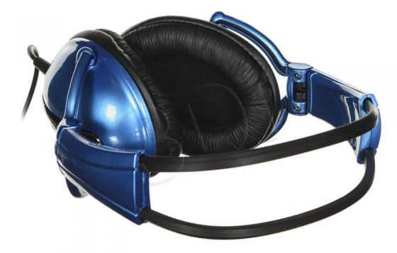Купить Наушники Lenovo Headset P723N синий GXD0G81528 Наушники