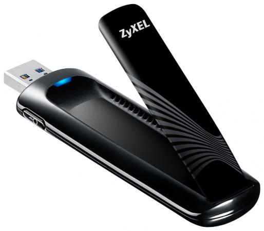 Купить Беспроводной USB адаптер ZyXEL NWD6605 EE 802.11ac 300Mbps Wi-Fi адаптеры
