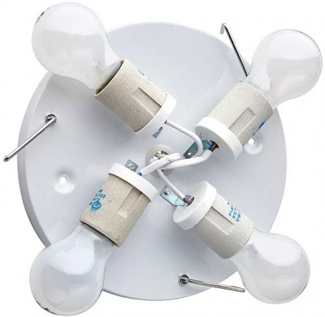Потолочный светильник Sonex Meduza 4114  цена и фото