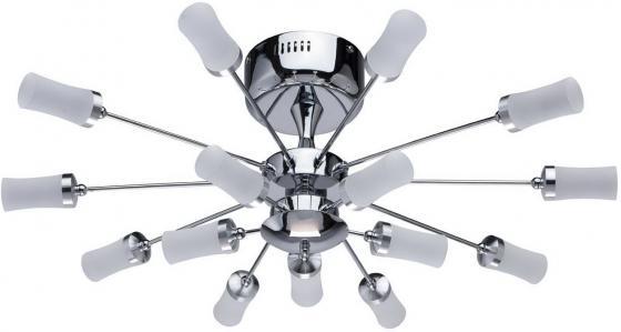 Купить Потолочная светодиодная люстра с пультом ДУ MW-Light Вега 3 329011315 Люстры потолочные