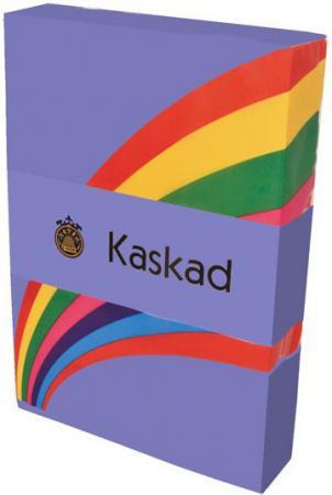 Купить Цветная бумага Lessebo Bruk Kaskad A4 500 листов 608.086 фиолетовый Цветная бумага, картон