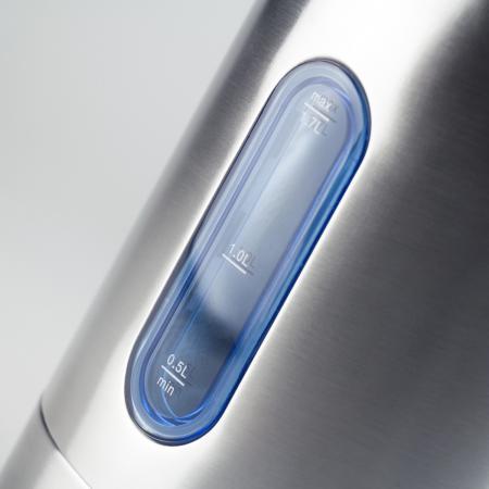 Чайник GALAXY GL0315 2200 Вт 1.7 л нержавеющая сталь серебристый galaxy galaxy gl 0214 чайник электрический 2200 вт 1 7л