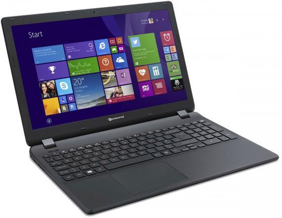"Ноутбук Packard Bell ENTG81BA-P35J 15.6"" 1366x768 Intel Pentium-N3700 500 Gb 2Gb Intel HD Graphics 4400 черный Windows 10 Home NX.C3YER.019"