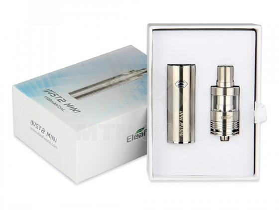 Электронная сигарета Eleaf iJust 2 Mini 1100 mAh стальной