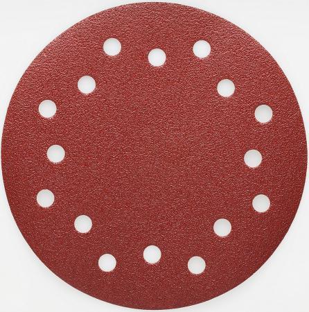 Купить Круг шлифовальный Интерскол D-200 мм APF200/1010 E(LE) k 60 5шт 2083720006000 Шлифовальные ленты и листы