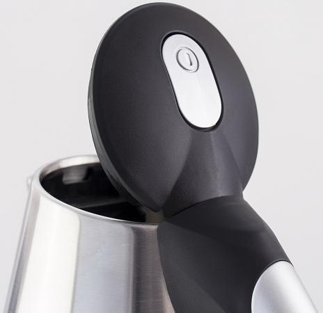 Чайник GALAXY GL0314 2200 Вт 1.8 л нержавеющая сталь серебристый galaxy galaxy gl 0214 чайник электрический 2200 вт 1 7л