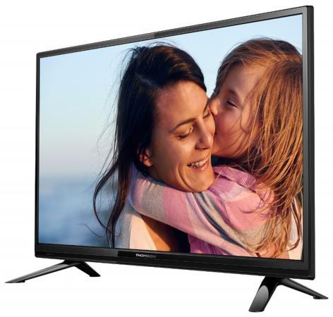 """Телевизор 28"""" Thomson T28D15DH-01B черный 1366x768 50 Гц SCART VGA USB"""