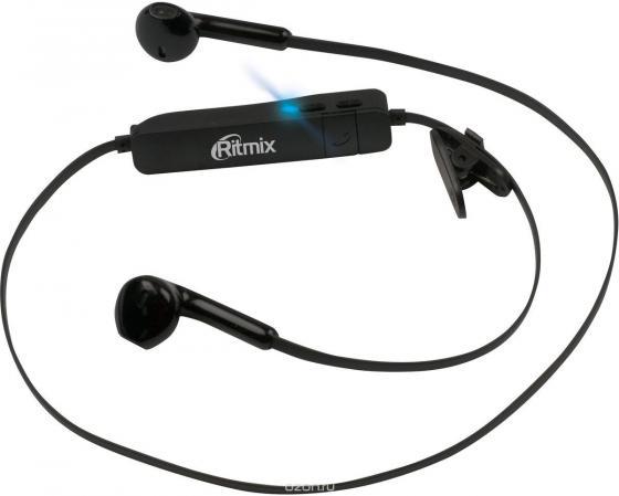 Bluetooth-гарнитура Ritmix RH-422BTH черный