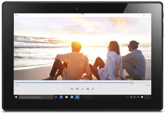 Планшет Lenovo MiiX 310-10ICR 10.1 32Gb серый Wi-Fi Bluetooth Windows 80SG00AARK планшет hp x2 210 10 1 32gb серебристый wi fi bluetooth l5g89ea