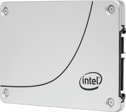 Твердотельный накопитель SSD 2.5 240Gb Intel S3520 Read 320Mb/s Write 300Mb/s SATAIII SSDSC2BB240G701 948995 жесткий диск ssd 2 5 240gb intel sataiii ssdsc2bb240g601 941813