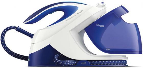 все цены на  Парогенератор Philips GC8712/20 2600Вт синий  онлайн