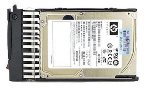 Жесткий диск 2.5 600Gb 10000rpm HP SAS N9X05A